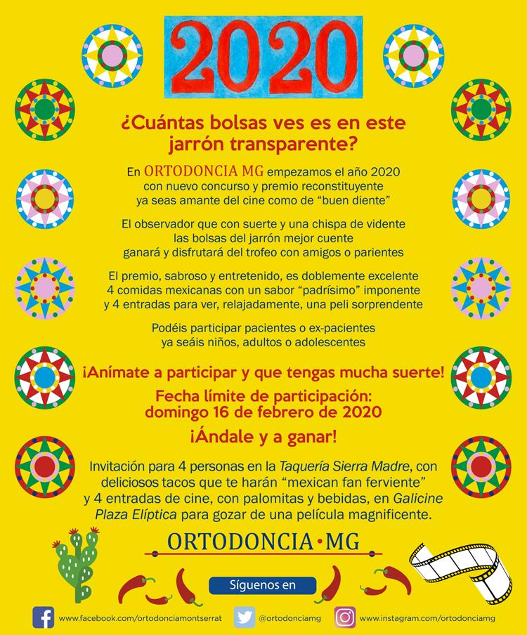 Concurso Orto Plotter Bolsas 2020
