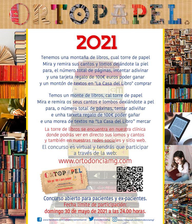 Concurso OrtoPapel 2021