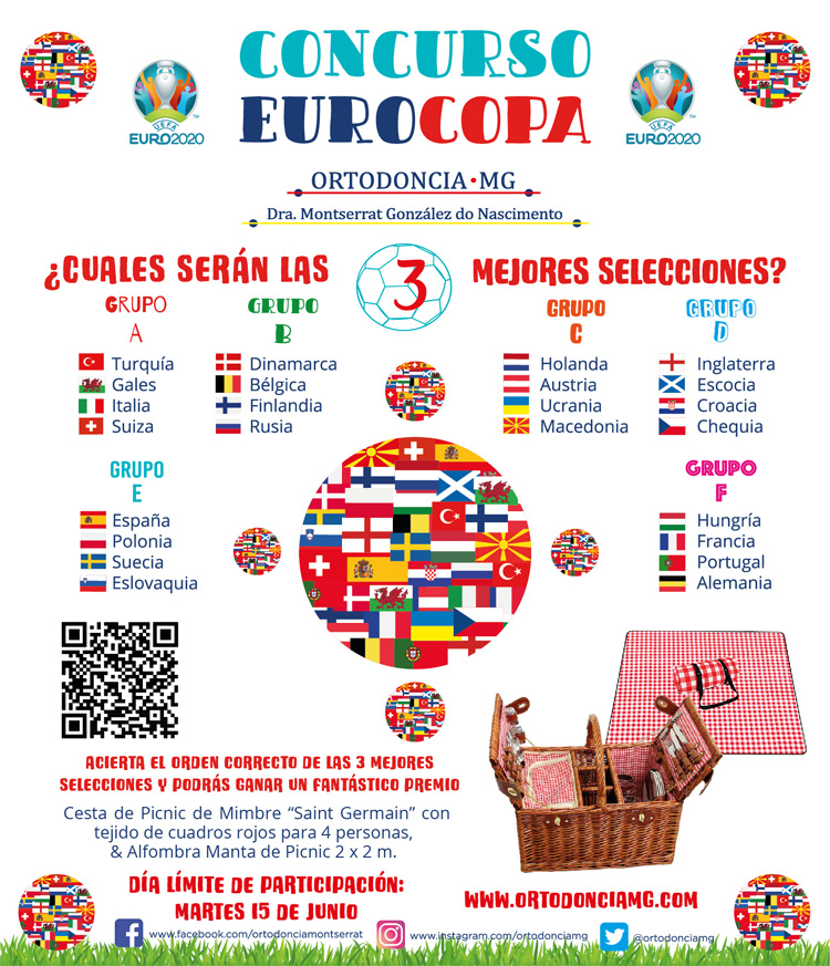 Concurso Eurocopa 2021