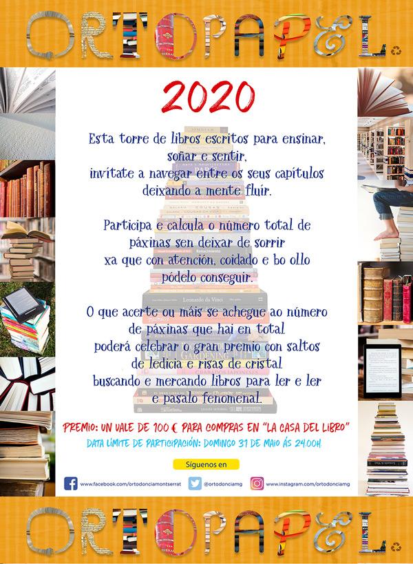 Concurso OrtoPapel 2020: Día das Letras Galegas