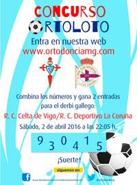 Participa y Gana 2 Entradas para el R.C. Celta de Vigo – R.C. Deportivo La Coruña