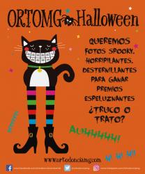 Halloween 2019 en Ortodoncia MG