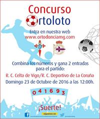 Participa y Gana 2 Entradas para el R.C. Celta de Vigo – R.C. Deportivo de La Coruña