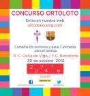 Participa y Gana 2 Entradas para el R.C. Celta de Vigo - FC Barcelona
