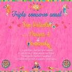 Triple Concurso Anual 2014: San Valentín, Pascua y Carnaval