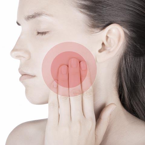 Traumatismo o lesión en la cara o en la boca